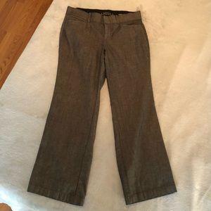 Gray Tweed Dockers Trouser Pants